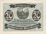 Austria, 20 Heller, FS 598IBF