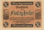 Austria, 50 Heller, FS 598ICa
