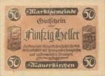 Austria, 50 Heller, FS 598ICd