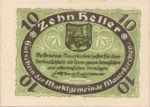 Austria, 10 Heller, FS 598ICe