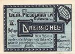 Austria, 30 Heller, FS 603IIa