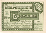 Austria, 30 Heller, FS 603IIc