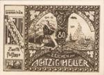 Austria, 80 Heller, FS 603IIb