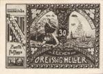 Austria, 30 Heller, FS 603IId