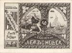 Austria, 40 Heller, FS 603IId
