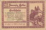 Austria, 10 Heller, FS 605Ib
