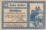 Austria, 10 Heller, FS 605If