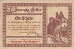 Austria, 20 Heller, FS 605If