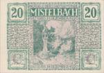 Austria, 20 Heller, FS 614c