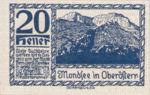 Austria, 20 Heller, FS 626a1