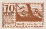 Austria, 10 Heller, FS 626b1