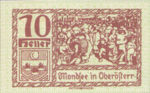 Austria, 10 Heller, FS 626c1
