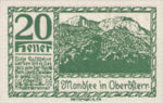 Austria, 20 Heller, FS 626c1