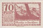 Austria, 10 Heller, FS 626d1