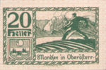 Austria, 20 Heller, FS 626f1