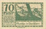 Austria, 10 Heller, FS 626g1