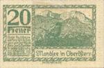 Austria, 20 Heller, FS 626g1