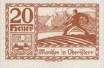 Austria, 20 Heller, FS 626i1