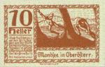 Austria, 10 Heller, FS 626j1