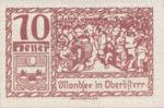 Austria, 10 Heller, FS 626k1