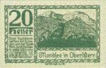 Austria, 20 Heller, FS 626k1
