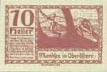 Austria, 10 Heller, FS 626l1