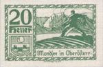 Austria, 20 Heller, FS 626l1