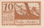 Austria, 10 Heller, FS 626n1