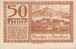 Austria, 50 Heller, FS 626n1x