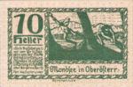 Austria, 10 Heller, FS 626o1