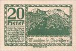 Austria, 20 Heller, FS 626o1