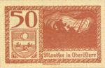 Austria, 50 Heller, FS 626o1