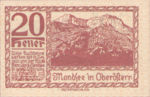 Austria, 20 Heller, FS 626p1