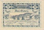 Austria, 10 Heller, FS 600IAF