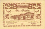 Austria, 10 Heller, FS 600IIb2