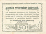 Austria, 50 Heller, FS 643Ia