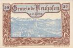 Austria, 50 Heller, FS 650d