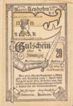 Austria, 20 Heller, FS 651c