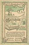 Austria, 10 Heller, FS 651e