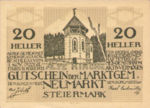 Austria, 20 Heller, FS 661a