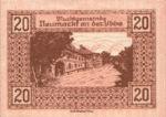 Austria, 20 Heller, FS 663a
