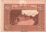 Austria, 20 Heller, FS 663ax