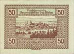 Austria, 50 Heller, FS 663a