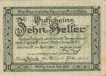 Austria, 10 Heller, FS 663b