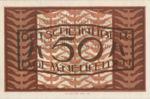 Austria, 50 Heller, FS 644a