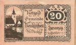 Austria, 20 Heller, FS 657