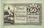 Austria, 50 Heller, FS 657