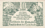 Austria, 10 Heller, FS 658