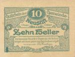 Austria, 10 Heller, FS 666a