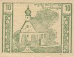 Austria, 10 Heller, FS 670a